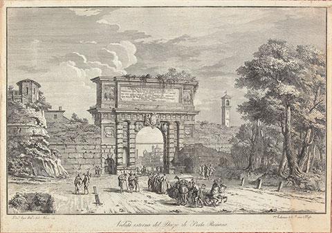 Popsoarte scheda dell 39 opera dazio di porta romana - Autoscuola porta romana milano ...