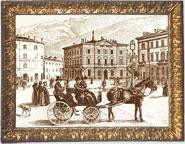 Piazza Garibaldi fine '800